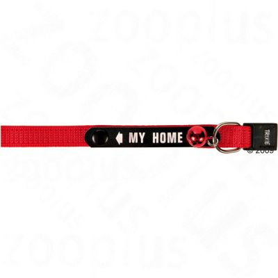 Collier pour chat My Home