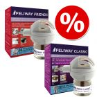 Combi Deal: Feliway Classic & Feliway Friends