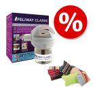 Combi Deal: Feliway Classic & 2 Valeriaankussentjes Baldini