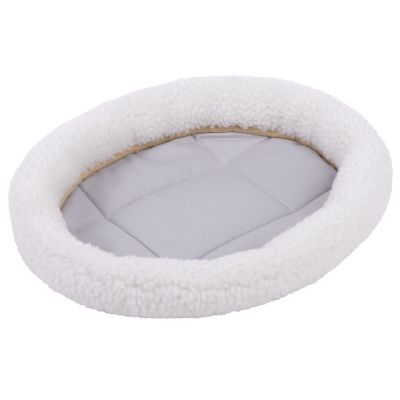 Combi Deal: Knuffelbed Fluffy 2in1 + Kattenspeelgoed-Set met Ballen & Muizen