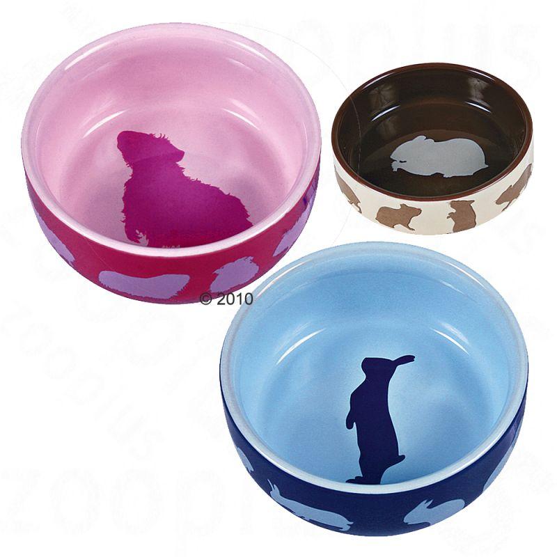 Comedero de cerámica Trixie para roedores