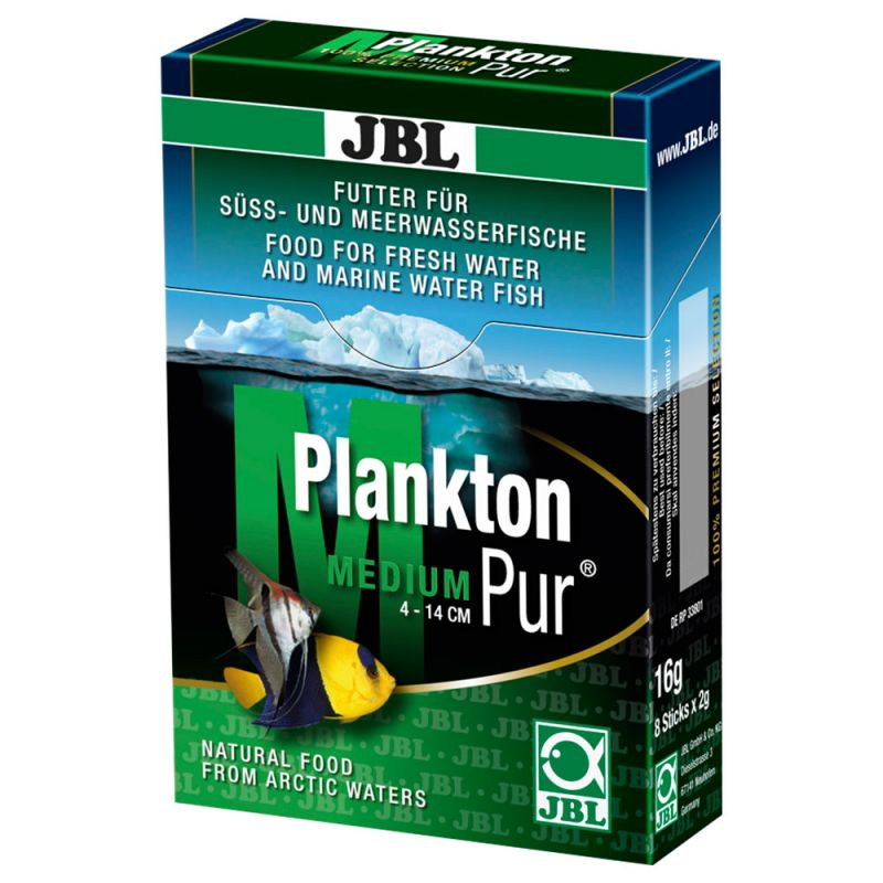 Comida JBL Plancton Puro para peces