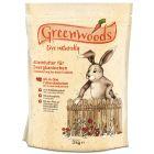 Comida para conejos enanos Greenwoods