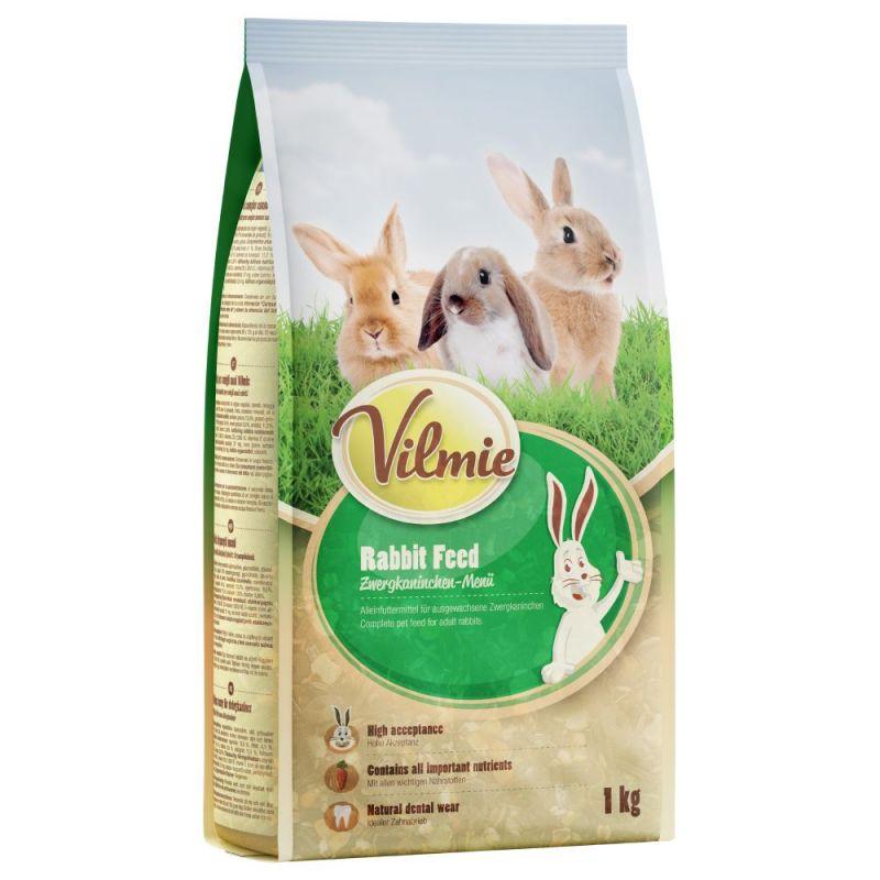 Comida para conejos enanos Vilmie