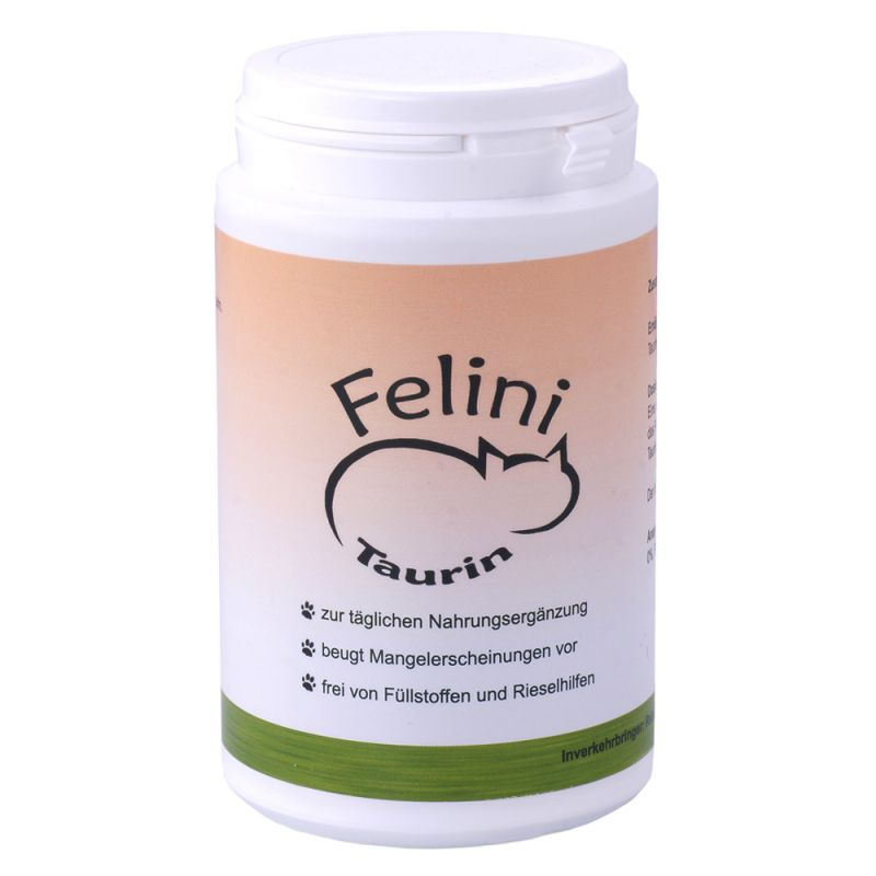 Complément alimentaire Felini Taurin pour chat