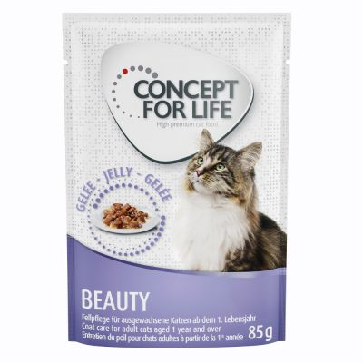 Concept for Life Beauty en gelée pour chat