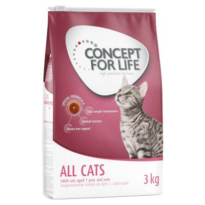 Concept for Life All Cats Kattenvoer