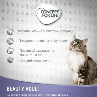 Concept for Life Beauty пакет за проба