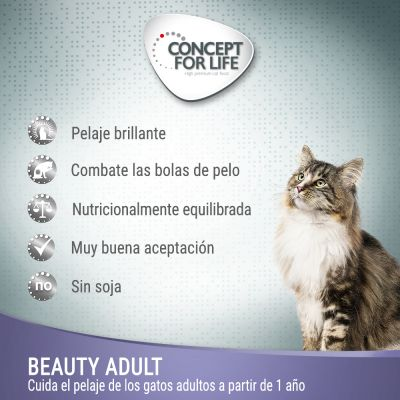 Concept for Life Beauty en gelatina