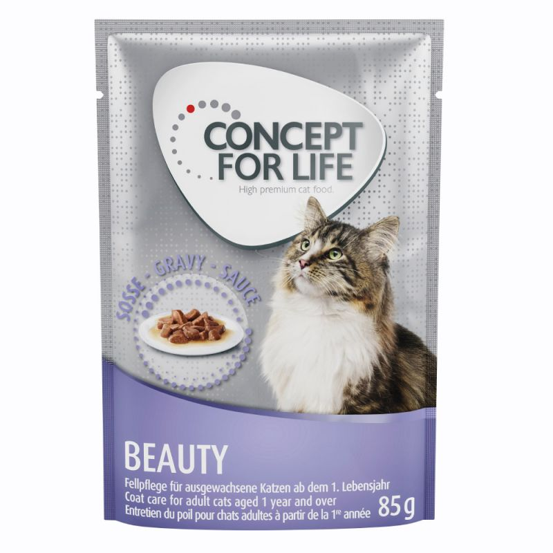 Concept for Life Beauty - in Gravy