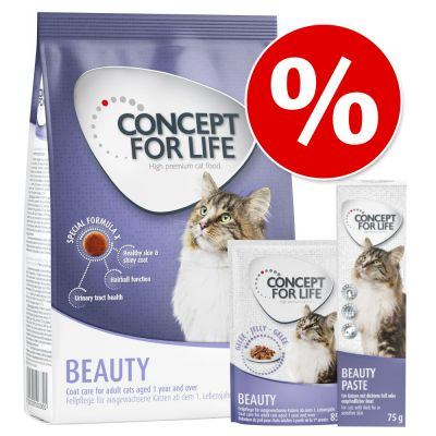 Concept for Life Beauty - Pack de prueba