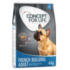 Concept for Life Bouledogue français Adult pour chien