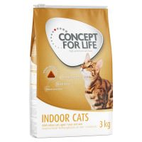 Concept for Life Indoor Cats pour chat