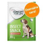 100 г Concept for Life Insect Snack на специална цена за проба!