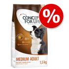 Concept for Life 1,5 kg ¡con gran descuento!