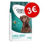 Concept for Life 1,5 kg pienso ¡por solo 3 €!
