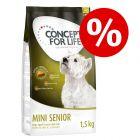 Concept for Life 1,5 kg til Spesialpris