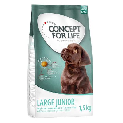 Concept for Life Large Junior Hondenvoer
