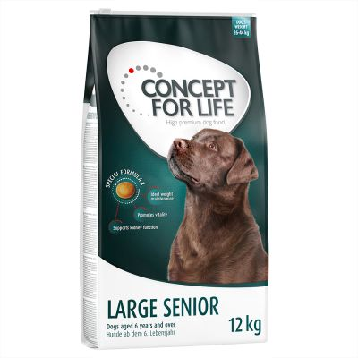 Concept for Life Large Senior pour chien
