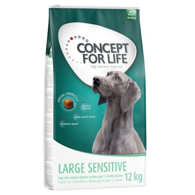 Concept for Life Large Sensitive pour chien