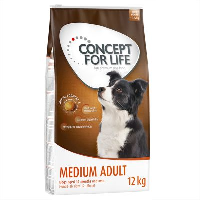 Concept for Life Medium Adult pour chien