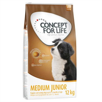 Concept for Life Medium Junior pour chien