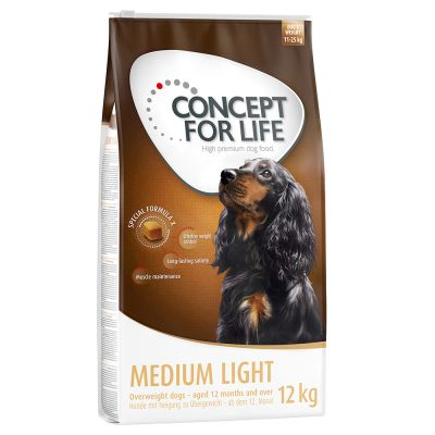 Concept for Life Medium Light Hondenvoer
