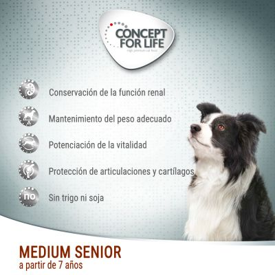 Concept for Life Medium Senior
