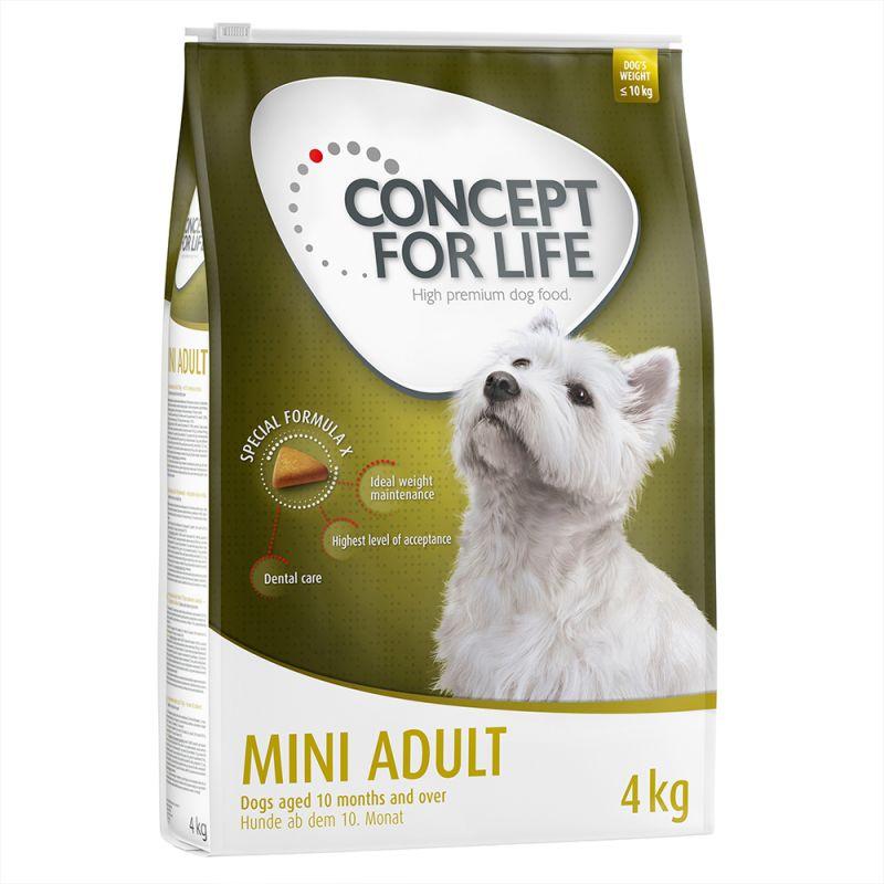 Concept for Life Mini Adult pour chien