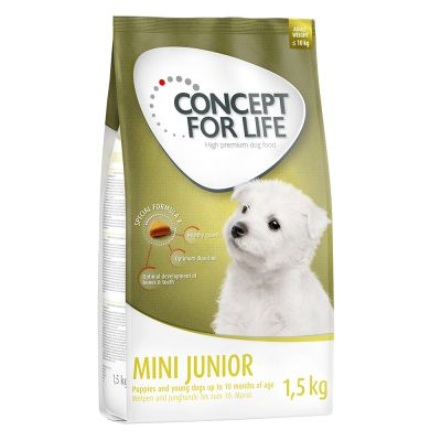Concept for Life Mini Junior pour chien