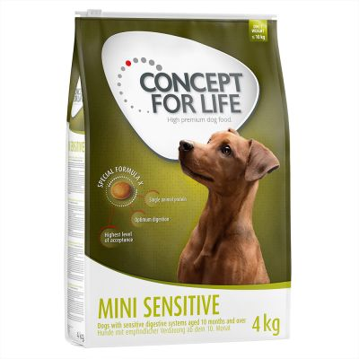 Concept for Life Mini Sensitive pour chien