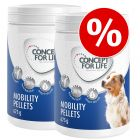 Concept for Life Mobility Pellets Pachet economic 2 x 1100 g