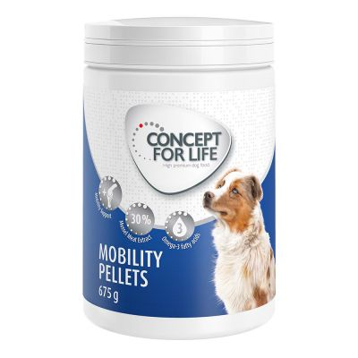 Concept for Life Mobility Pellets Saver Pack