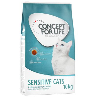 Concept for Life Sensitive Cats