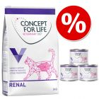 Concept for Life Veterinary Diet Bundle Pack