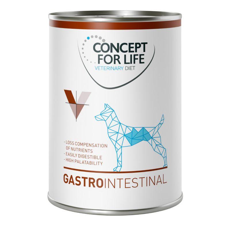 Concept for Life Veterinary Diet Gastro Intestinal Cane