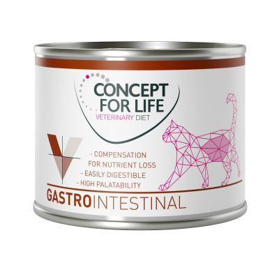 Concept for Life Veterinary Diet Gastro Intestinal, dinde & potiron