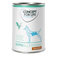 Concept for Life Veterinary Diet Hypoallergenic Canguro