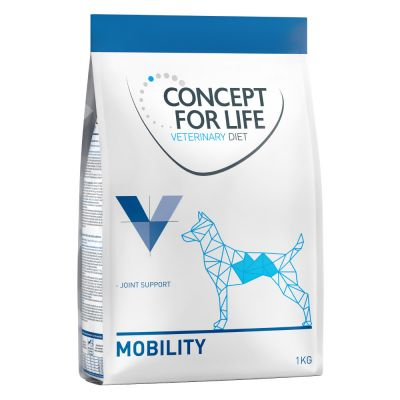 Concept for Life Veterinary Diet Mobility