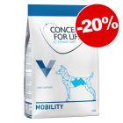 Concept for Life Veterinary Diet pour chien 1 kg : 20 % de remise !