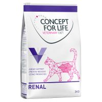 Concept for Life Veterinary Diet Renal pour chat