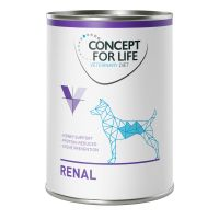 Concept for Life Veterinary Diet Renal pour chien