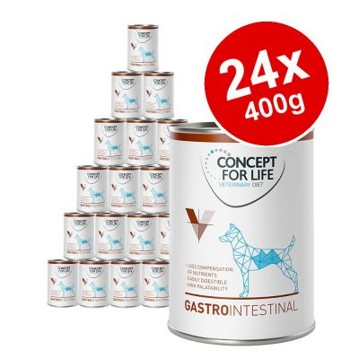 Concept for Life Veterinary Diet Saver Pack 24 x 400g