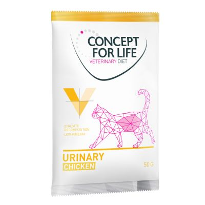 Concept for Life Veterinary Diet Urinary pour chat