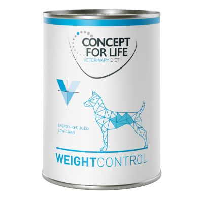 Concept for Life Veterinary Diet Weight Control Hondenvoer