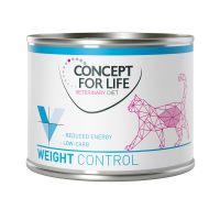 Concept for Life Veterinary Diet Weight Control pour chat