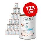 Икономична опаковка Concept for Life Veterinary Diet 12 x 400 г