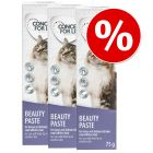 Concept for Life 3 x 75 g pasta para gatos - Pack Ahorro