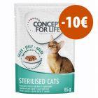 Concept for Life 48 x 85 g sobres ¡con 10 € de descuento!