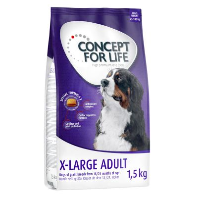 Concept for Life X-Large Adult para cães
